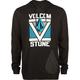 VOLCOM Super Vee Mens Lightweight Hoodie
