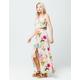 RIP CURL Sweet Aloha Vanilla Maxi Dress