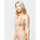ROXY Softly Love Stripe Reversible Bikini Top