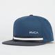 RVCA Barlow Mens Snapback Hat