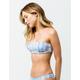 QUINTSOUL Bandeu Reversible Bikini Top