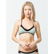 EIDON Madison Bralette Sage Bikini Top