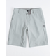 O'NEILL Reserve Light Gray Boys Hybrid Shorts