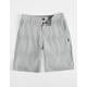 O'NEILL Locked Stripe Boys Hybrid Shorts