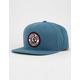 BRIXTON Rival Blue Mens Snapback Hat
