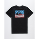 QUIKSILVER Architexture Black Boys T-Shirt
