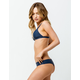 FULL TILT Cheeky Navy Fade Bikini Bottoms