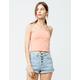 FULL TILT Essentials Peach Womens Tube Top