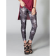 JUST ONE Galaxy Print Womens Leggings