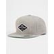 SALTY CREW Four Corners Natural Mens Snapback Hat