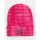 PRIMITIVE x Rick And Morty Rick Washed Pink Mens Beanie