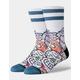 STANCE Kevin Lyons Why The Face Kids Boys Crew Socks