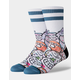 STANCE Kevin Lyons Why The Face Kids Mens Crew Socks