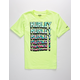 HURLEY Sliced Boys T-Shirt