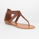BAMBOO Sheff Womens Sandals
