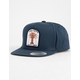 SALTY CREW Buggin Out Navy Boys Snapback Hat