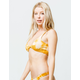 DIPPIN' DAISY'S Twist Front Honey Tie Dye Bikini Top