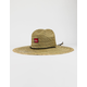 QUIKSILVER Pierside Natural Mens Lifeguard Hat