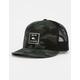 QUICKSILVER Clipster Camo Mens Trucker Hat