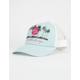 BILLABONG Aloha Forever Seaspray Womens Trucker Hat