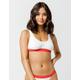BILLABONG Sunny Rib Banded Tank Bikini Top