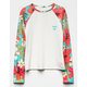 BILLABONG Aloha Sun Girls Rash Guard