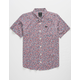 RVCA Revivalist Floral Boys Shirt