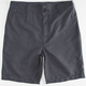 RVCA Federal Trunk Mens Hybrid Shorts