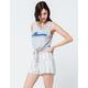 ROXY Oceanside Stripe Womens Shorts