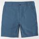 RVCA Federal Trunk Mens Hybrid Shorts