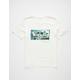 RVCA Balance White Boys T-Shirt