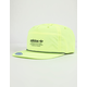 ADIDAS Originals Relaxed Decon Rope Yellow Mens Strapback Hat
