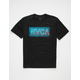 RVCA Circuit Stamp Boys T-Shirt