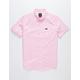 RVCA That'll Do Stretch Pink Boys Shirt