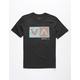 RVCA Balance Black Boys T-Shirt