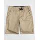 GROM Cruiser HT Khaki Boys Shorts