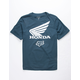 FOX Honda Navy Boys T-Shirt