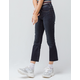 IVY & MAIN Crop Womens Flare Jeans