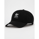 ADIDAS Originals Trefoil Patch Black & White Mens Snapback Hat
