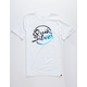 QUIKSILVER Salt Style White Boys T-Shirt