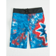 VOLCOM Peace Mod Boys Boardshorts