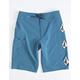 VOLCOM Deadly Stones Mod Blue Boys Boardshorts