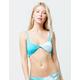 DIPPIN' DAISY'S Twist Front Crystal Tie Dye Bikini Top