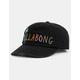 BILLABONG Surf Club Off Black Girls Dad Hat