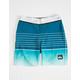 QUIKSILVER Highlight Slab Blue Boys Boardshorts