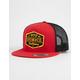 GROM Grom & Co. Boys Trucker Hat