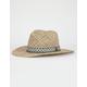 RIP CURL Kauai Straw Womens Panama Hat