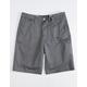 FOX Essex Gunmetal Boys Chino Shorts