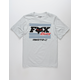 FOX Head x Racing Heather Gray Boys T-Shirt