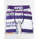 PSD 100 Bands Mens Boxer Briefs